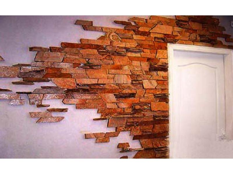 Види оздоблення стін.